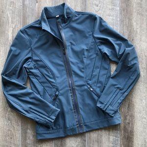lululemon Mens Blue Full Zip Jacket Size Medium